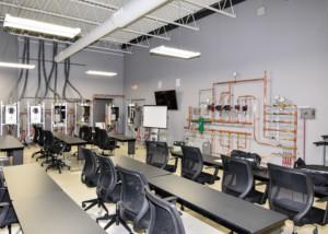Photo of the Lyall Thresher & Associates Training Center