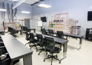 Photo of the full Lyall Thresher & Associates Training Center